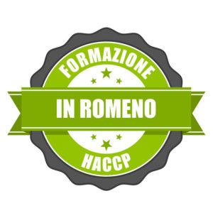 Formazione HACCP in Lingua Romena