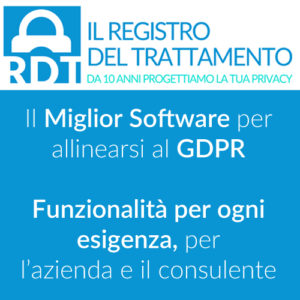 Software GDPR